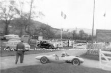 Lotus 22 TC Supercharged. Peter Boshier Jones. Prescott Hillclimb 1963
